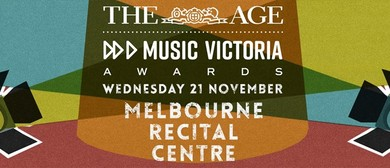 The Age Music Victoria Awards 2018