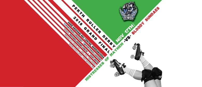 Perth Roller Derby 2018 Grand Final