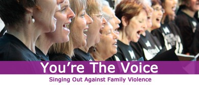 You're the Voice – Singing Out Against Family Violence