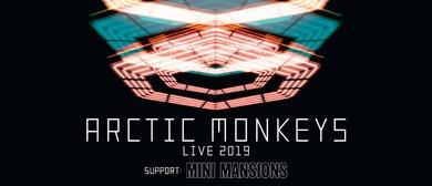 Arctic Monkeys Live 2019