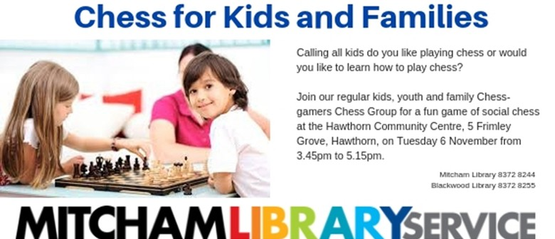Chess for Kids and Families