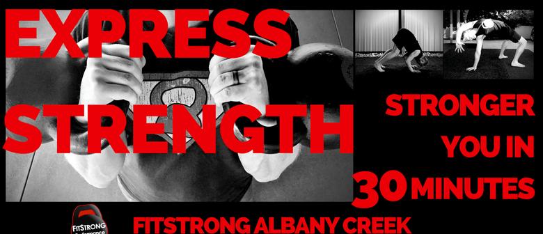 Express Strength Class