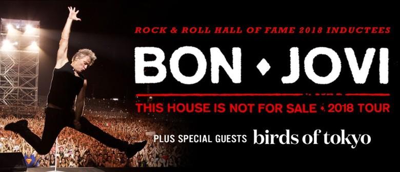 Bon Jovi – This House Is Not for Sale 2018 Tour