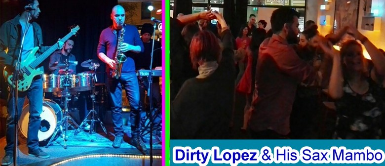 Salsa Latin Sunday Feat. Latin Band 'dirty Lopez'
