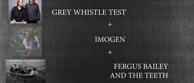 Grey Whistle Test EP Launch W/ Guests
