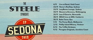 The Steele Syndicate – Sedona EP Tour w/ Cash & Oxford Poet