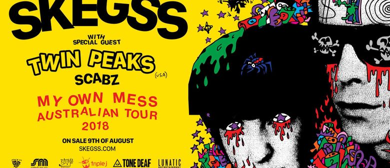 Skegss – My Own Mess Tour