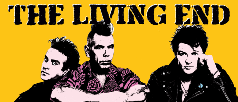 The Living End With West Thebarton