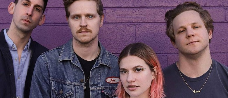Tigers Jaw With Special Guests
