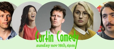 Curtin Comedy With David Quirk