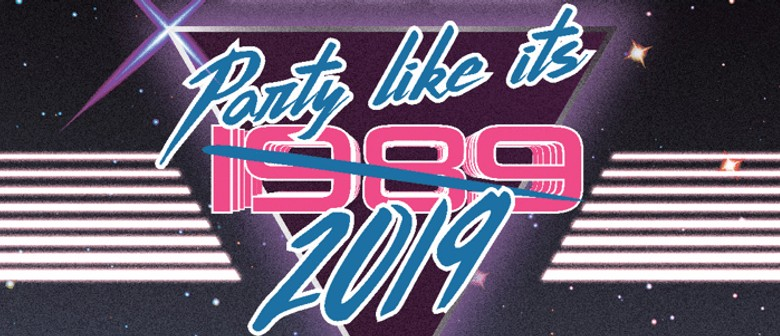 New Year's Eve 80's Party