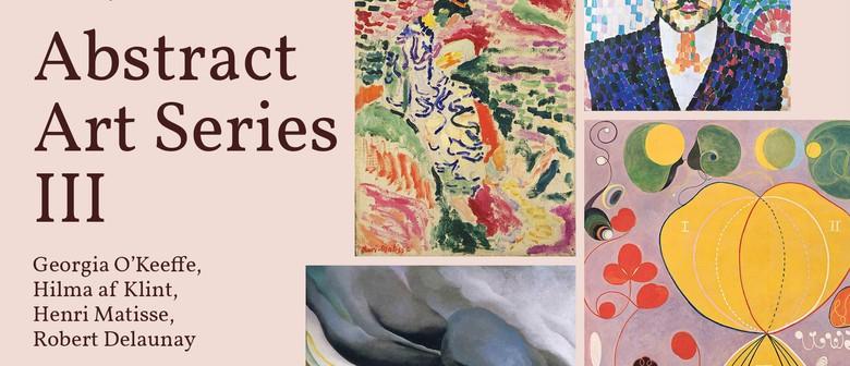 Saturday Social Painting: Abstract Art Series III