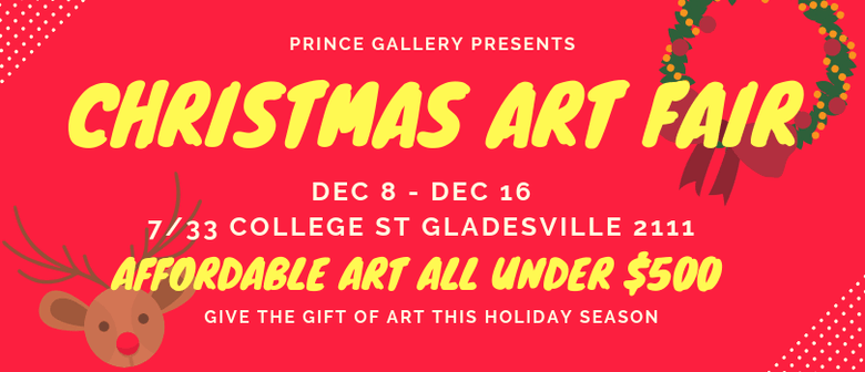 Christmas Art Fair and Gifts
