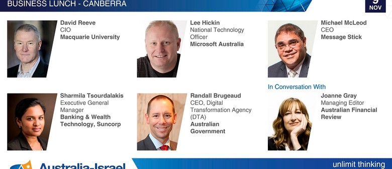 The Future of Digital Transformation – A Panel Discussion