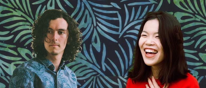 James Fuller and Hannah Kwan