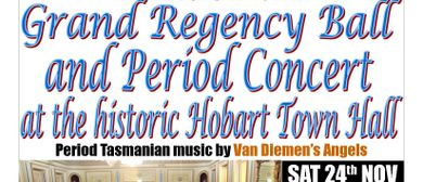 Grand Regency Ball and Period Concert