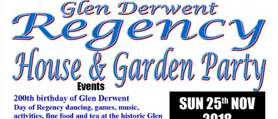 Regency House & Garden Party