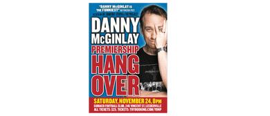 Danny McGinlay Premiership Hangover