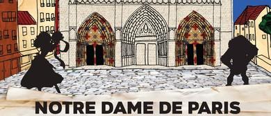 Notre Dame De Paris – The Hunchback of Notre Dame