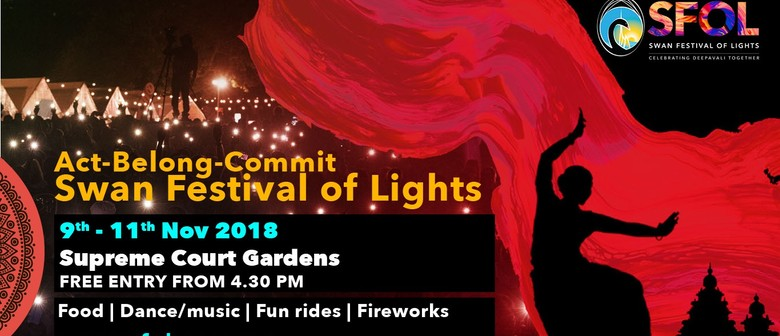 Act-Belong-Commit Swan Festival of Lights 2018