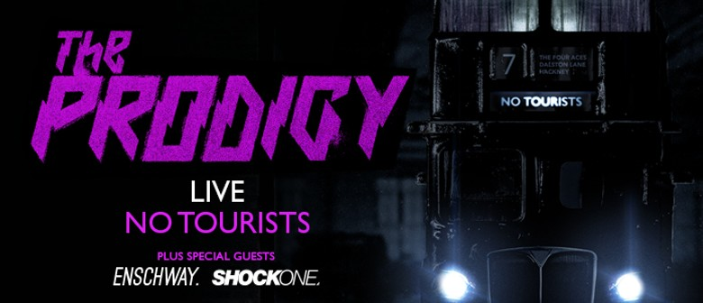 The Prodigy – No Tourists Tour 2019