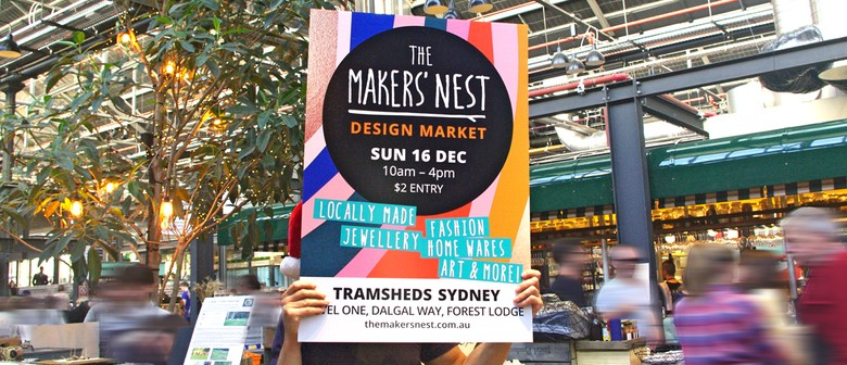 The Makers' Nest Design Market