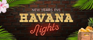 Havana Night's New Year's Event