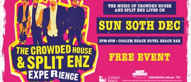 The Crowded House & Split Enz Experience