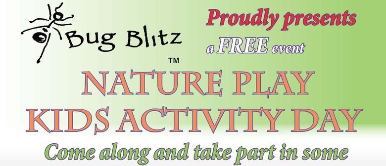 Bug Blitz – Nature Play Kids Activity Day
