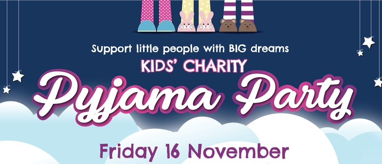 Kids Charity Pyjama Party