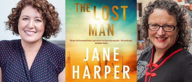Author Jane Harper In Conversation With Dr. Angela Savage