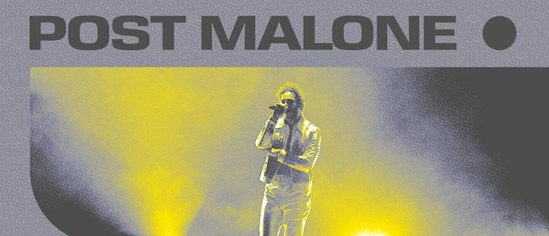 Post Malone Australian Tour