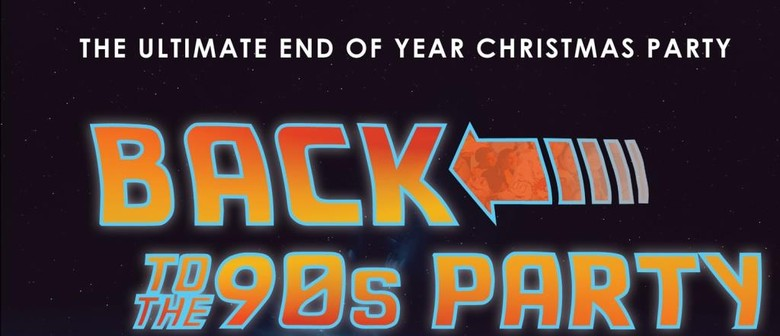 90s End of Year Party