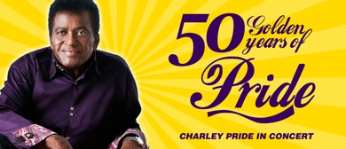 Charley Pride – 50 Golden Years of Pride