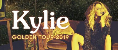 Kylie Minogue – Golden Tour 2019