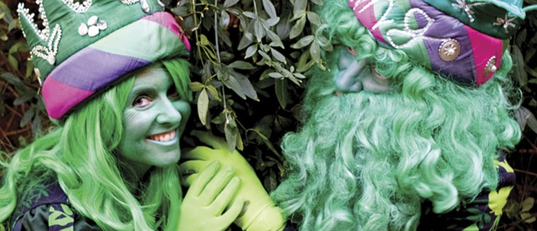 The King and Queen of Green – Theatre Holiday Fun