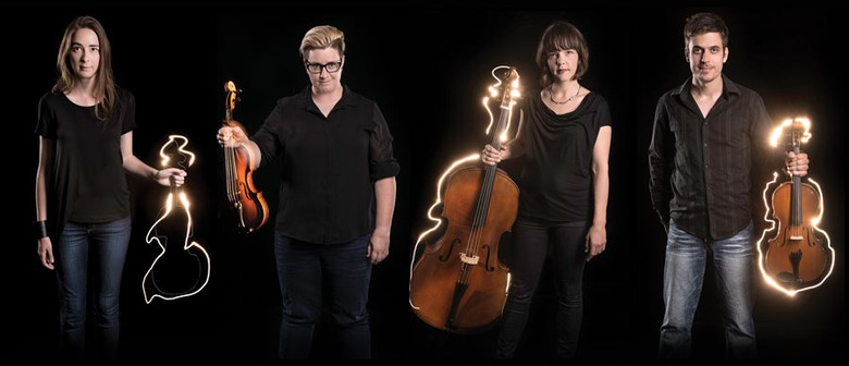 Between Light – Zephyr Quartet