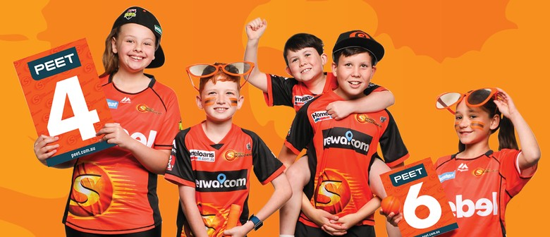 Movida's Perth Scorchers Fan Day