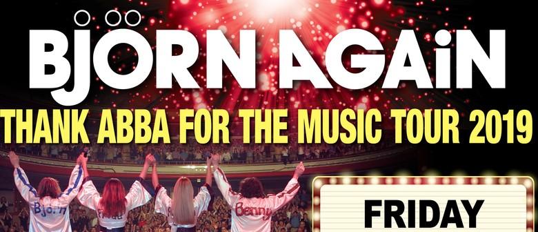 Bjorn Again: Thank ABBA for The Music Tour