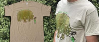 David Bromley Design Limited Edition T-shirt Boy & Bear