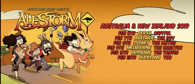 Alestorm With Special Guests