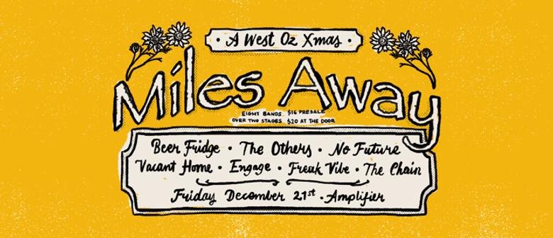 Miles Away – A West Oz Xmas