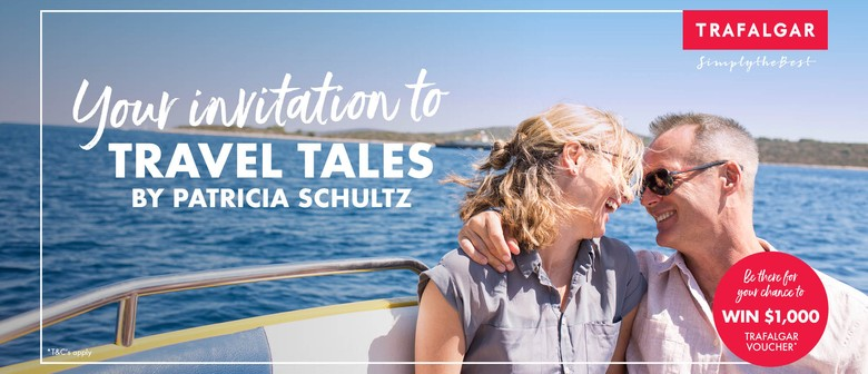 Travel Tales With Patricia Schultz