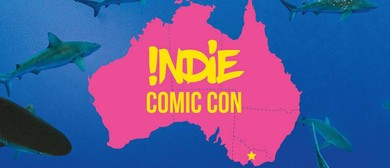 Indie Comic Con 2018