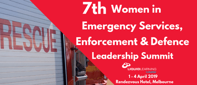 Women in Emergency Services, Enforcement & Defence Summit