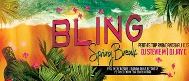 Bling Friday: Spring Break