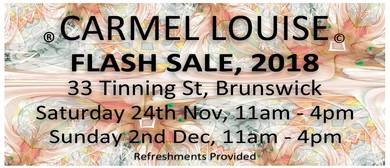 Flash Art Sale – Carmel Louise & Karen Standke