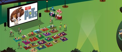 Movie In the Park – Secret Life of Pets