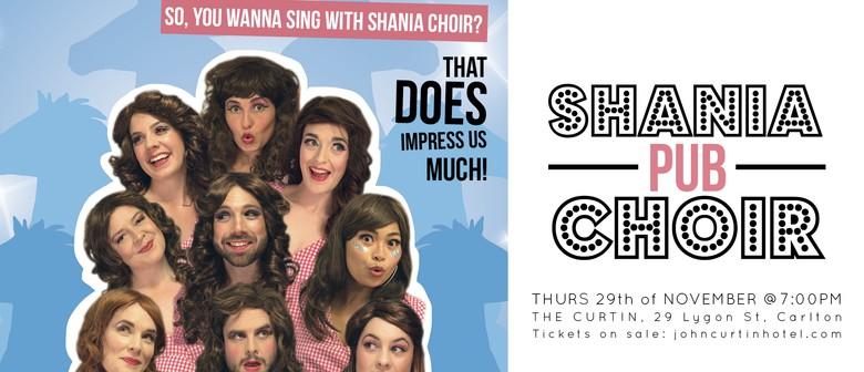 Shania Pub Choir