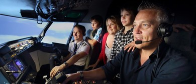 The Boeing 737 Flight Experience